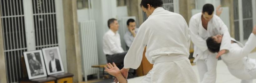 aikido kyu vizsga Pécs