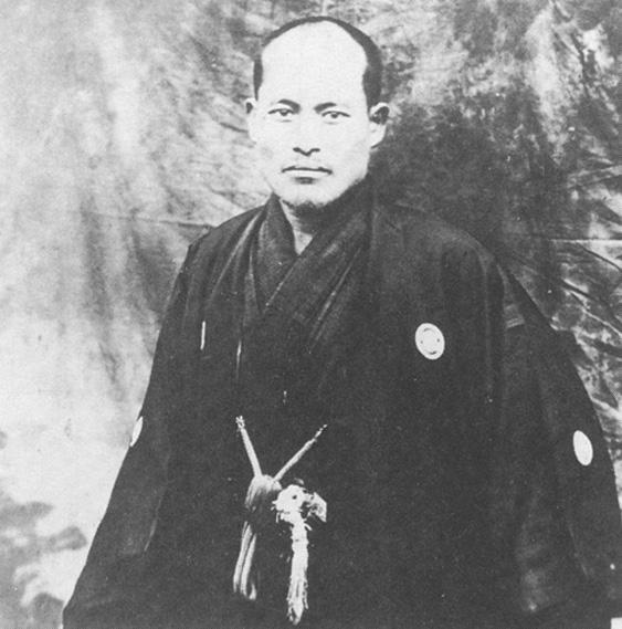 morihei-ueshiba-hokkaido-c1918